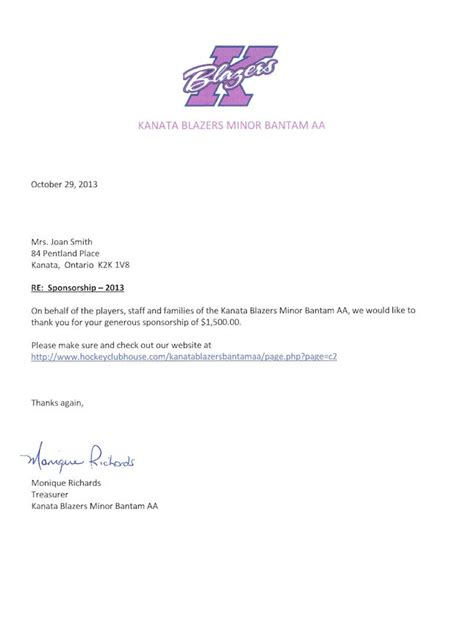 Aa Sponsor Letter To Judge Fast Help Letter Thank You Sponsor