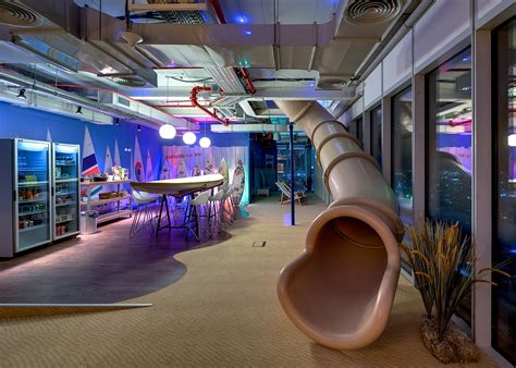 Google Office Interior by Google Has Had Negative Effect On Office Design Says