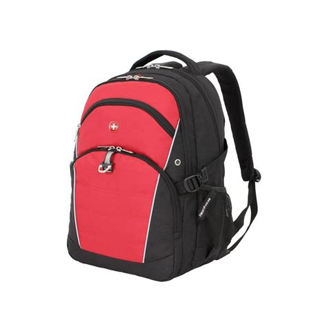 swissgear 18 5 in black and backpack 3272201408 the