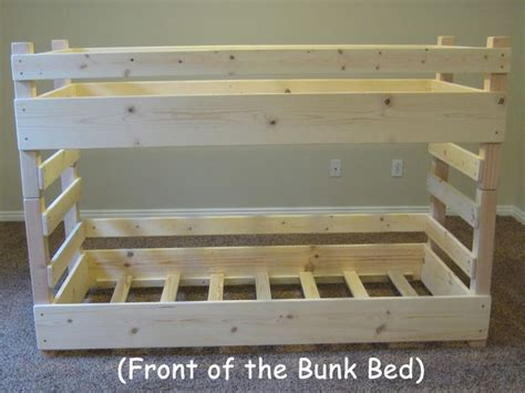 Bunk Bed Building Plans 25 Best Ideas About Bunk Bed Crib On Pinterest Small Toddler Bed Bunk Beds For Toddlers And