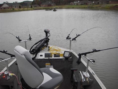 boat fishing novel games my spider rigging set up pic 2 crappie fishing