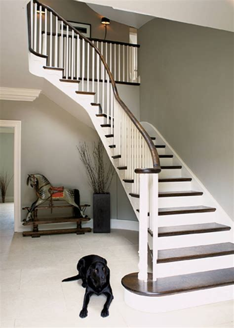 Georgian Stairs Design A Georgian Style Self Build Homebuilding Renovating Arhitecture Stairs