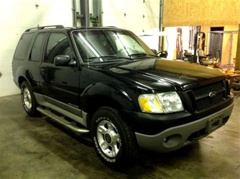 old car manuals online 2006 ford explorer seat position control sell used 2001 ford explorer sport v6 4wd tow pkg leather seats 6 disc cd changer in salisbury