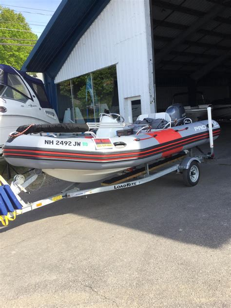 zodiac type boats for sale 2014 used zodiac bayrunner 500 12512 rigid sports