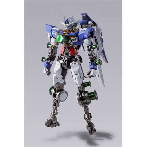 mobile suit 00 mobile suit gundam 00 00 qan t metal build nin nin