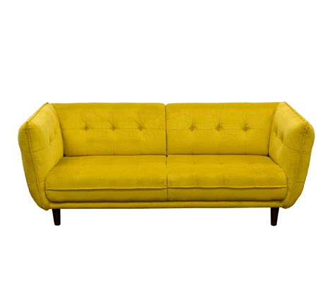 yellow patterned settee fabric patterned sofas