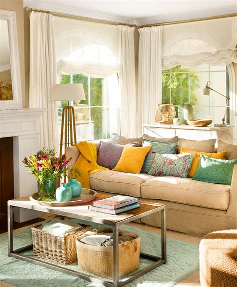 laras de pie para salon ventiladores de techo con luz decorar tu casa es