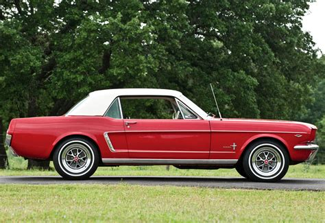 1964 ford mustang hardtop 260 specifications photo