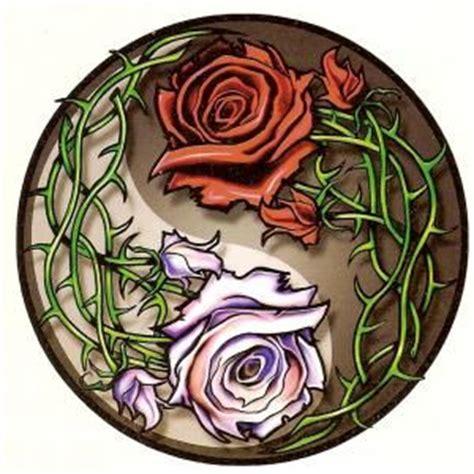 yin yang rose tattoo 740 best yin yang images on yin yang yin yang