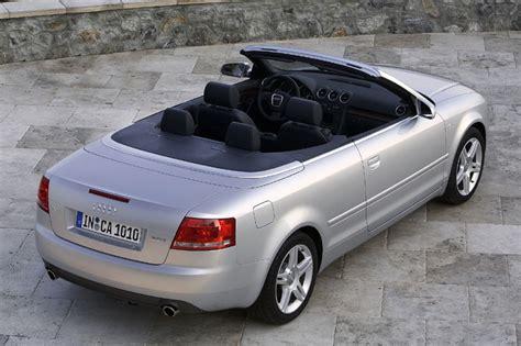 Audi A4 Cabriolet 1 8 T by Audi A4 Cabriolet 1 8 T B7 2005 Parts Specs