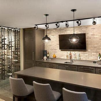 Bar Backsplash Ideas by Brick Bar Backsplash Design Ideas