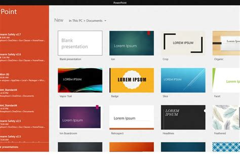 powerpoint presentation themes free download for windows 10 microsoft slates windows touch office for mid 2015