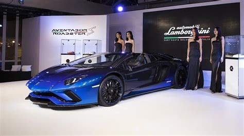 lamborghini aventador s roadster 50th anniversary japan price 2018 lamborghini aventador s roadster quot 50th anniversary japan quot youtube