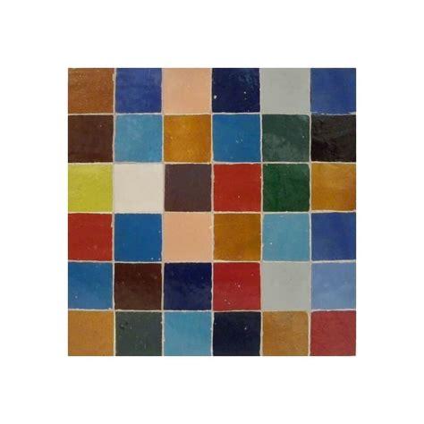 multi color square mosaic tile moroccan ceramic zellige mosaic shop