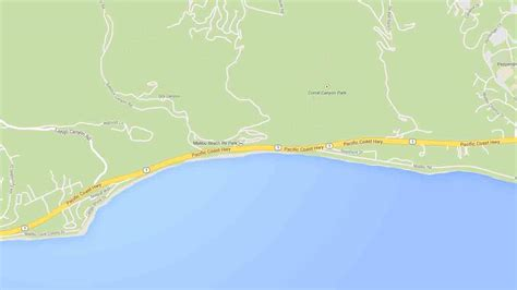 Is Pch Closed - pacific coast highway reopened in malibu after power pole cracks abc7 com