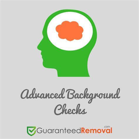 advanced background checks advanced background checks guaranteed removal