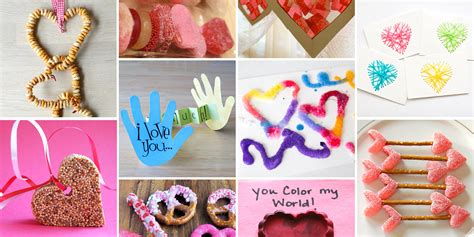 valentines for 75 easy valentine s day crafts for personal