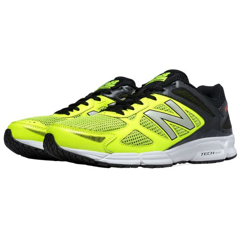 new balance sport shoe new balance m460v1 mens yellow black running sports shoes