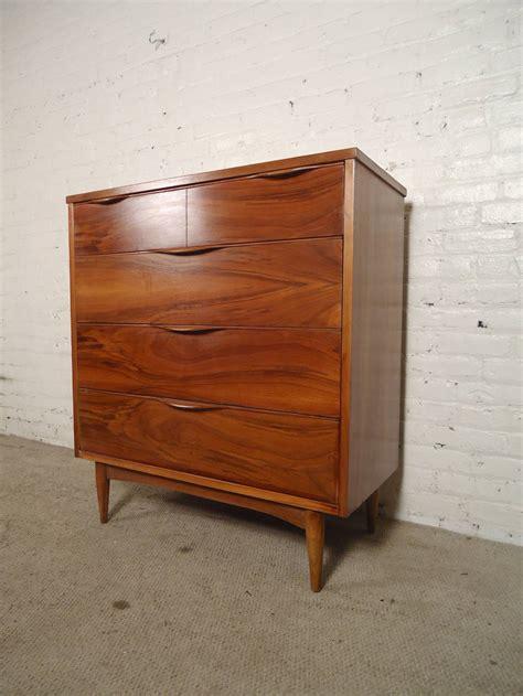 Modern Dresser Hardware by Mid Century Modern Dresser With Sculpted Handles At
