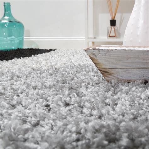 teppich rot gemustert shaggy geometrisch gemustert grau rot hochflor teppiche