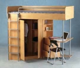 Exceptional loft bed desk closet 32298 home design ideas