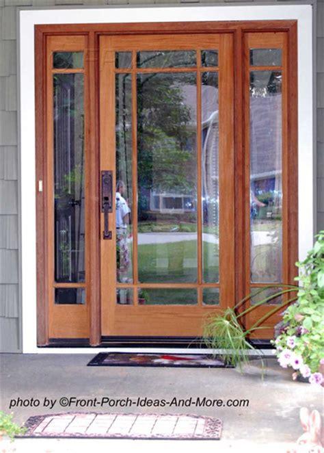 Front Side Windows Ideas Exterior Front Doors Door Decorations Front Doors