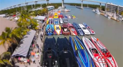 miami boat show poker run 2016 miami boat show poker run 2015 highlight video florida