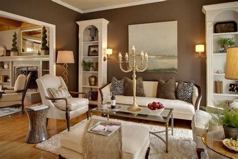 paint color for living room with chocolate brown furniture wohnzimmer braun wohnzimmer inspirationen der braunen