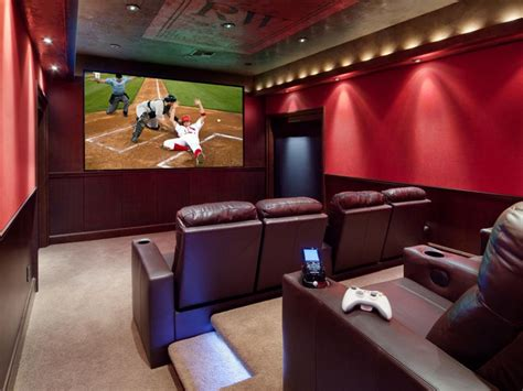 home theater design tips ideas  home theater design hgtv