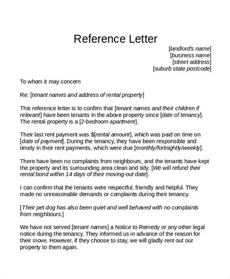 Employee Letter Of Concern Sle to whom it may concern reference letter letters font