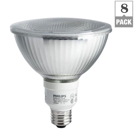 Lu Philips Par 38 philips 90w equivalent soft white 2700k par38 cfl light