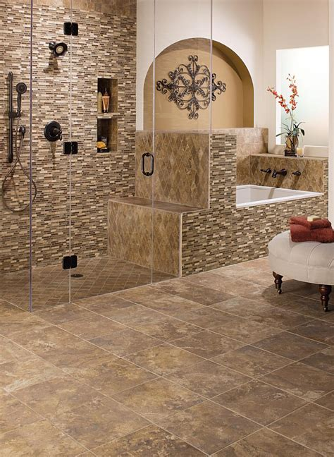 Heated Bathroom Floors by Heated Flooring In Your Bathroom This Winter Ta