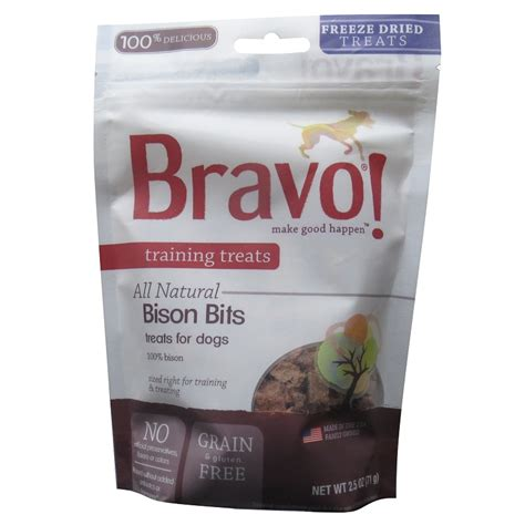 Food Bravo Puppy Premium Organic 20kg bravo treats bison bits freeze dried treats naturalpetwarehouse
