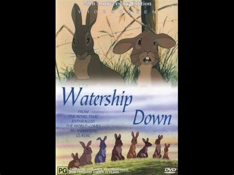the watership picture book watership 1978 clip 9 bigwig vs general woundwort
