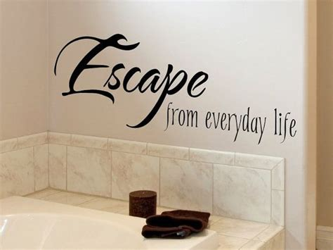 wall clings for bathroom 17 best ideas about bathroom wall decals on pinterest bathroom wall stickers small