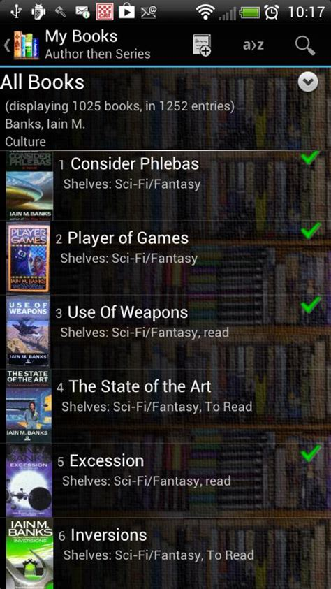 android books book catalogue android apps on play