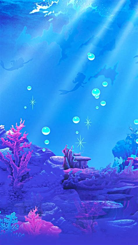 the mermaid background the mermaid wallpapers 60 images