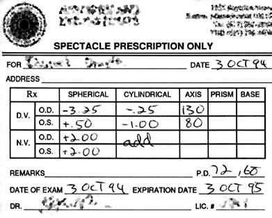 Is 20 200 Legally Blind Eyeglass Prescription Wikipedia