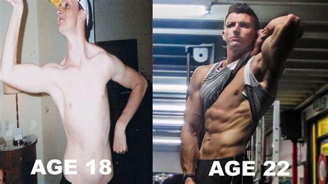 Make Up Tull Jye jye cassidy 5 year transformation 18 22 david