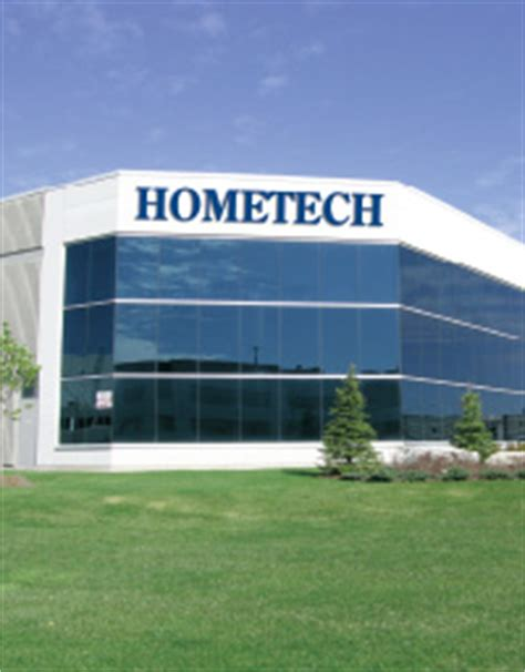 Home Tech by Hometech The Canadian Business Journal