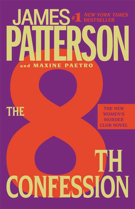 james patterson books the 8th confession hachette book group
