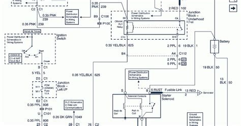 chevy impala electrical system wiring diagram electrical