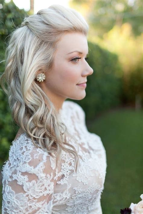 Wedding Hairstyles For Shoulder Length Layered Hair by Look With Wedding Hairstyles For Medium Length