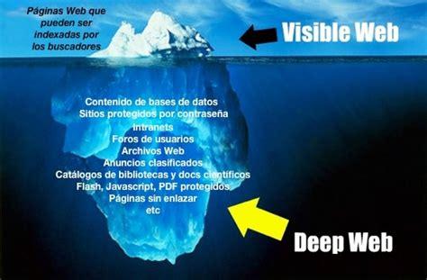 imagenes de web profunda la deep web el lado oscuro y peligroso de internet