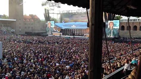 Bon Jovi 24 bon jovi stockholm 24 5 2013