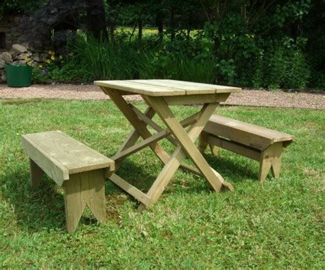 childs garden bench child s table and bench set caledonia play