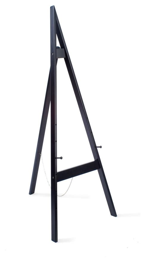 easel stand    black finish  easily match