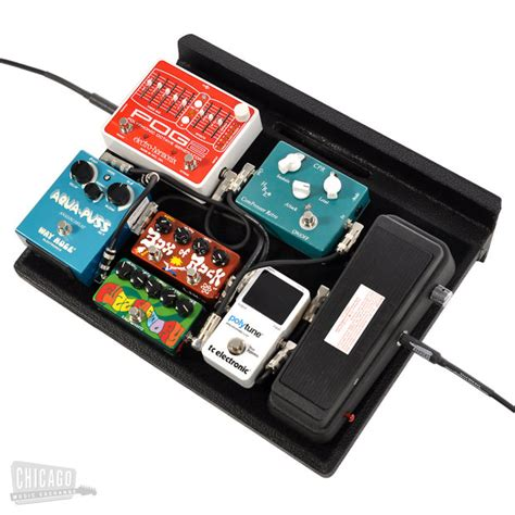 best powered pedalboard gator powered pedal tote small pedalboard reverb