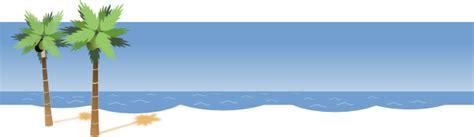 Beach Transparent by Beach Clip Art At Clker Com Vector Clip Art Online