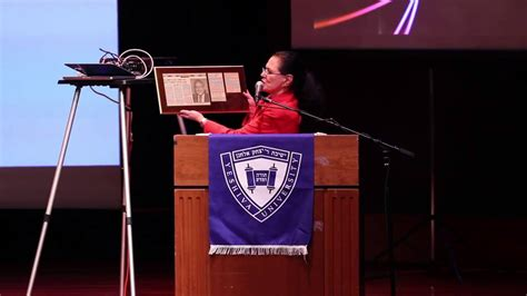 Sy Syms School Of Business Mba by Marcy Syms Address At Yeshiva S Sy Syms School